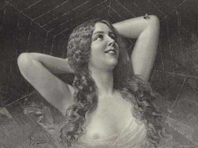The Spider--Giclee Print