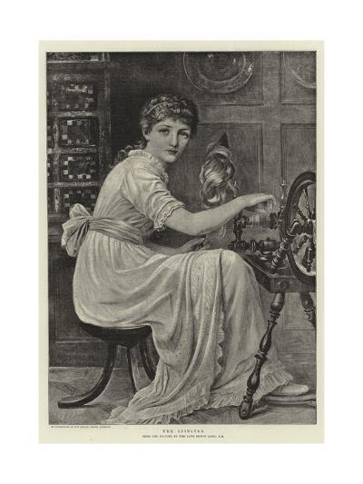 The Spinster-Edwin Long-Giclee Print