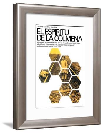 The Spirit of the Beehive, 1973 (El Espiritu De La Colmena)--Framed Giclee Print