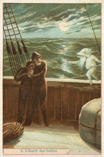 The Spirit of the Caulkers--Giclee Print