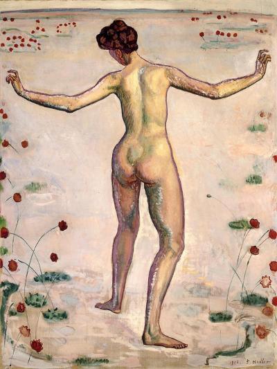 The Splendor of Lines; Linienherrlichkeit, 1908-Ferdinand Hodler-Giclee Print