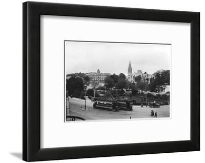 The Square , Bournemouth--Framed Photographic Print