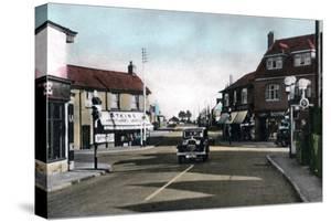 The Square, Braunton, Devon, Early 20th Century