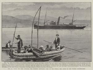 The Ss Coya on Lake Titicaca