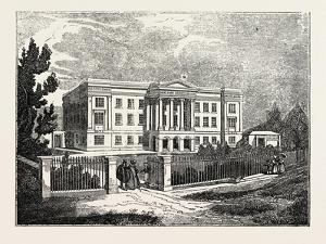The St. Ann's Society School, Brixton, Surrey, UK