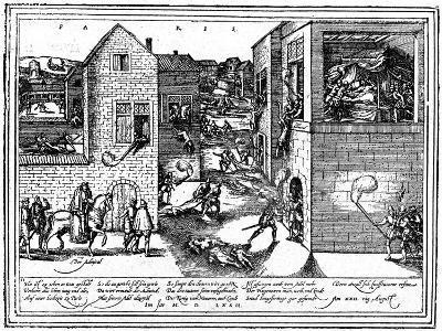 The St Bartholomew's Day Massacre, 1898-Gustave Demoulin-Giclee Print