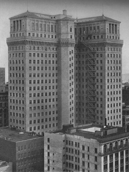 The Standard Oil Building, San Francisco, California, 1924-Unknown-Photographic Print