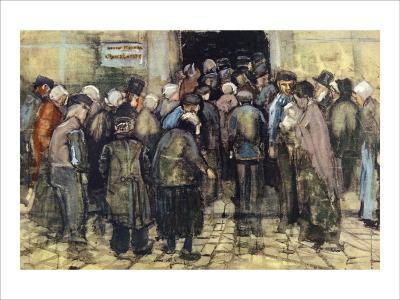 The State Lottery-Vincent van Gogh-Giclee Print