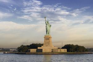 The Statue of Liberty, New York, USA