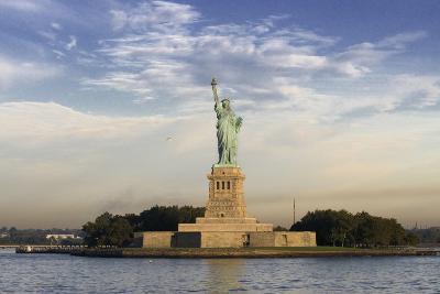 The Statue of Liberty, New York, USA--Photographic Print