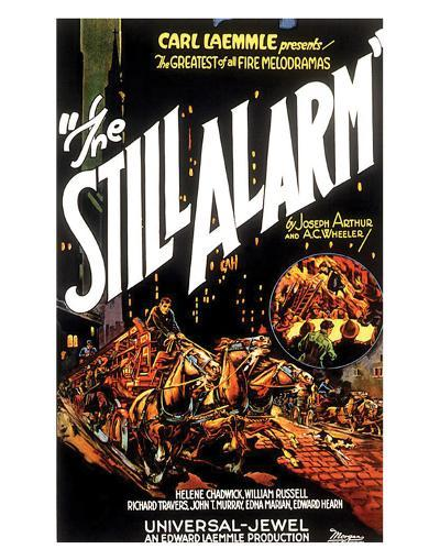 The Still Alarm - 1926--Giclee Print