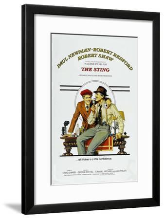 The Sting, 1973--Framed Giclee Print