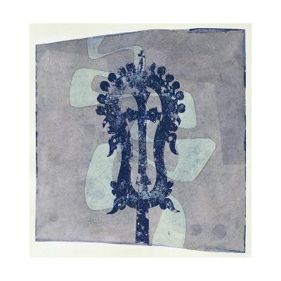 The Stolen Cross-Charlie Millar-Giclee Print