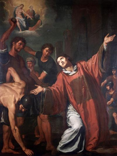 The Stoning of St Stephen--Giclee Print