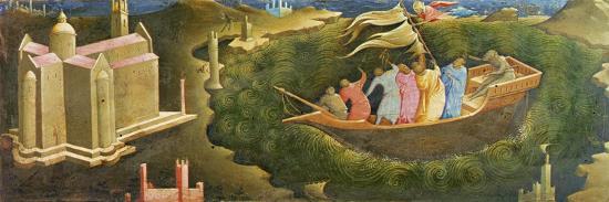 The Story of Saint Nicholas of Bari-Lorenzo di Monaco-Giclee Print