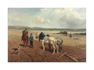 The Story of the Wreck, C.1872-Richard Beavis-Giclee Print