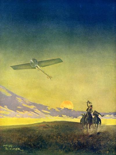 The Stranger, 1913-Daniel Mayo Bunker-Giclee Print