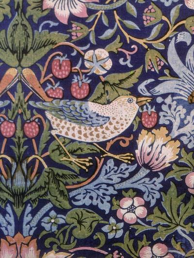 The Strawberry Thief, 1883-William Morris-Giclee Print
