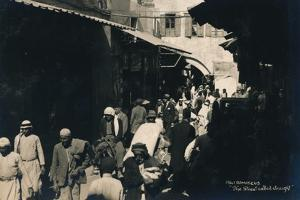 The Street Called Straight, Damascus, Syria, 1936