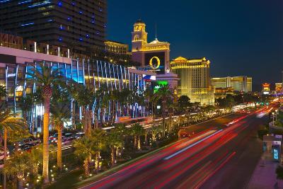 The Strip, Las Vegas, Nevada, United States of America, North America-Alan Copson-Photographic Print