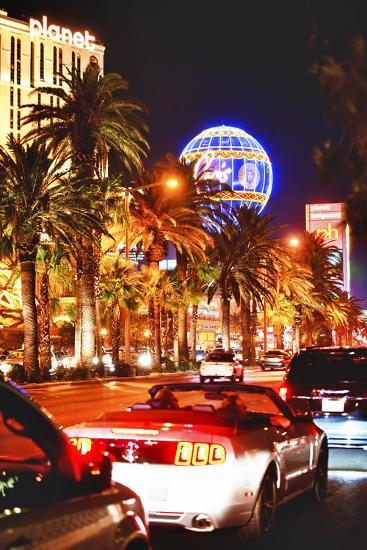 The Strip - Las Vegas - Nevada - United States-Philippe Hugonnard-Photographic Print