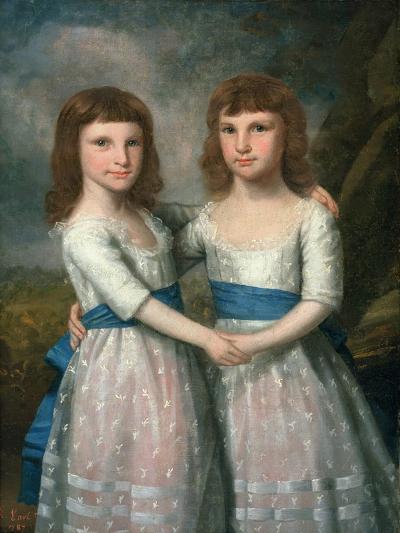 The Stryker Sisters, 1787-Ralph Earl-Giclee Print