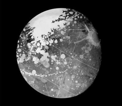 Abstract Moon Phase 7 by THE Studio