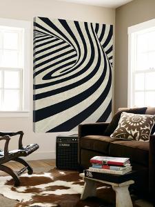 Black Swirls D by THE Studio