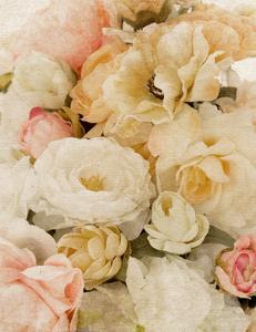 Vintage Bouquet A by THE Studio