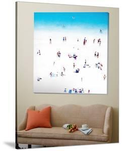 Whitewashed Beach B by THE Studio