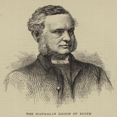 The Suffragan Bishop of Dover--Giclee Print