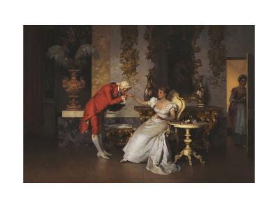 The Suitor-Francesco		 Beda-Giclee Print