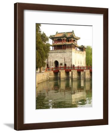 The Summer Palace-Richard Nowitz-Framed Photographic Print