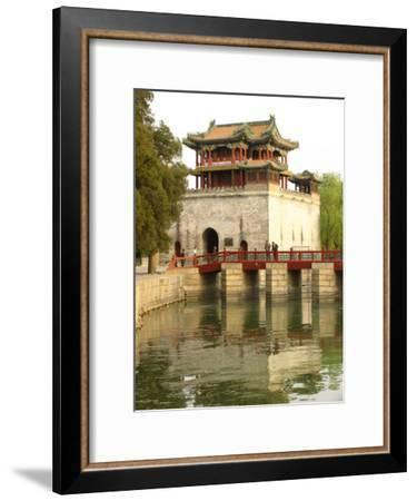 The Summer Palace-Richard Nowitz-Framed Photographic Print