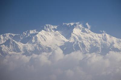 The Summit of Kanchenjunga, the Third Highest Mountain on Earth from Sandakphu-Roberto Moiola-Photographic Print