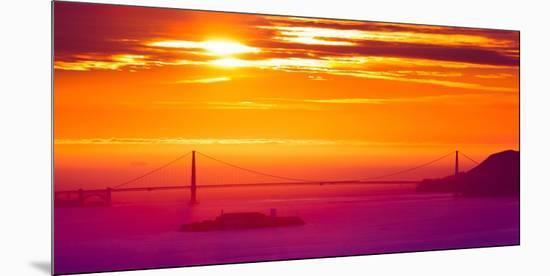 The Sun Gate-Greg Linhares-Mounted Premium Photographic Print