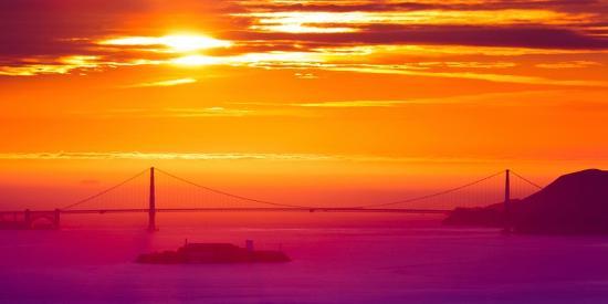 The Sun Gate-Greg Linhares-Photographic Print