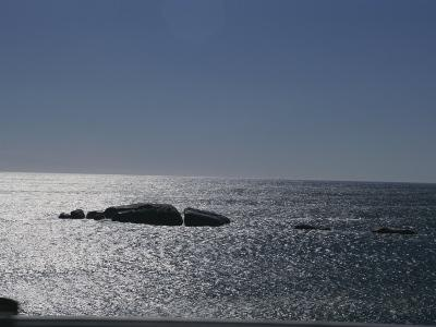 The Sun Glitters on the Atlantic Ocean off the Coast of South Africa-Stacy Gold-Photographic Print