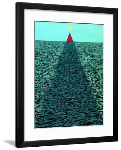 The Sun is Nice-Mark Warren Jacques-Framed Art Print