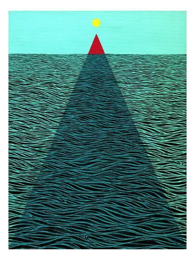 The Sun is Nice-Mark Warren Jacques-Premium Giclee Print
