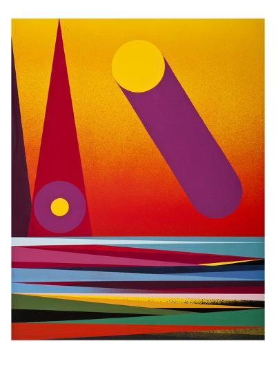 The Sun-Mark Warren Jacques-Premium Giclee Print
