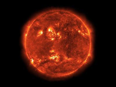 The Sun--Photographic Print