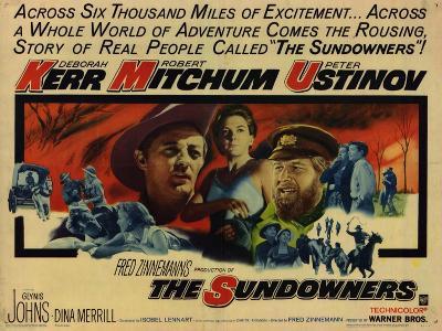 The Sundowners, 1961--Art Print