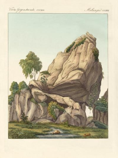 The Supposed Fossilized Reuter of Fontainebleau--Giclee Print