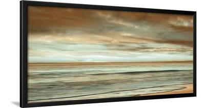 The Surf-John Seba-Framed Art Print