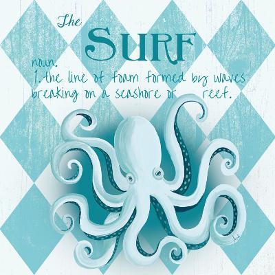 The Surf-Andi Metz-Premium Giclee Print