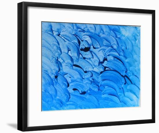 The Surface-Keshida Layone-Framed Giclee Print
