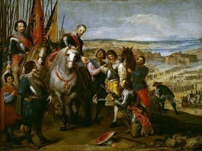 The Surrender of Jülich, 1634-5-Jusepe Or Jose Leonardo-Giclee Print