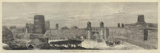 The Surrender of Khiva--Giclee Print