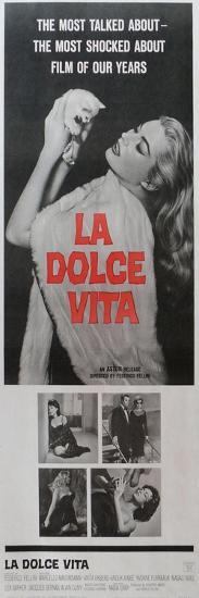 The Sweet Life, 1960--Art Print